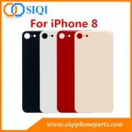 iPhone 8 verre arrière, iPhone 8 couverture arrière, iPhone 8 fournisseur de verre arrière, iPhone 8 couverture de la batterie, iPhone 8 distributeur de verre arrière
