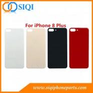 iPhone 8 plus couverture arrière, iPhone 8P verre arrière, iPhone 8 plus couverture de batterie, boîtier de batterie iPhone 8P, iPhone 8 plus boîtier arrière