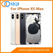 Carcasa iPhone XS max, carcasa trasera iPhone XS max, carcasa trasera iPhone XS max, reemplazo de carcasa trasera iphone xs max, carcasa xs max