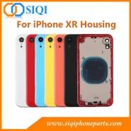 Carcasa trasera iPhone XR, reemplazo de carcasa iPhone XR, carcasa trasera iPhone XR, distribuidor de carcasa iPhone XR, cubierta trasera iPhone XR