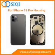iPhone 11 pro back housing, iphone 11 pro back cover, iphone 11 pro housing, iPhone 11 pro rear housing, iPhone 11 pro battery housing