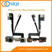 Caméra frontale flexible iPhone 11 Pro max, caméra faciale iPhone 11 pro max, caméra faciale 11 pro max d'origine, caméra frontale réparation iPhone 11 pro max, petite caméra 11 pro max,