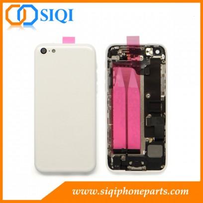 fournisseur pour le montage de couverture arrière iphone 5C, grossiste pour le montage de couverture iphone 5c, 5C couvercle arrière, pour l'iPhone Couverture arrière, boîtier arrière iphone 5C