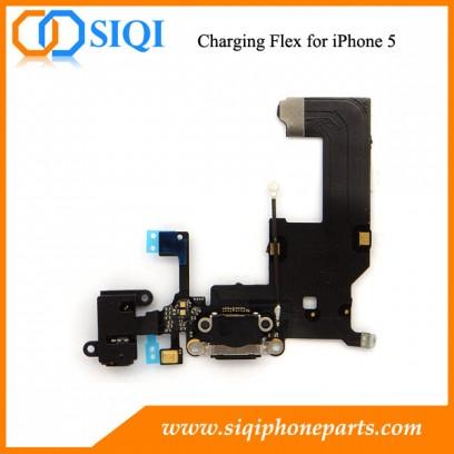 Pièces pour la station de chargement pour iPhone 5, remplace le port de chargement pour iPhone 5, remplace le câble de chargement pour Apple iPhone 5 Flex, câble de chargement pour iPhone, iPhone, port de chargement flex pour 5