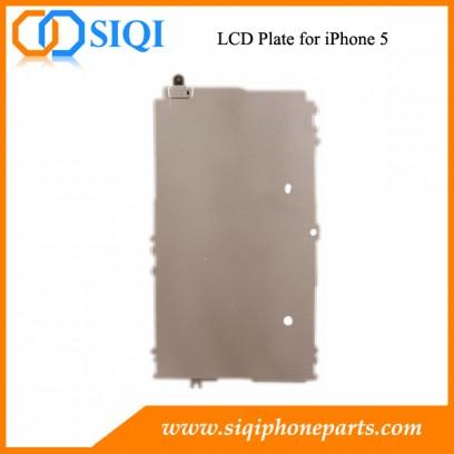 pièces de rechange pour l'iPhone 5 plaque LCD, plaque LCD iPhone, écran LCD de remplacement Plate, Plate iPhone LCD, LCD Plate remplacement pour iPhone, téléphone mobile plaque LCD
