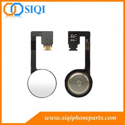 Botón Inicio Flex para 4S, cable de la flexión del botón del hogar 4S, botón de inicio de reemplazo de cable flexible, iPhone 4S cable botón de inicio, hogar flex iphone cable<br>