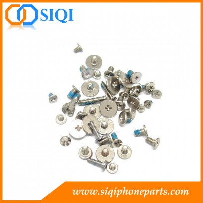 Complete Screw Sets for iPhone 4S, Complete Screw Sets replacement, Screw Sets for iPhone 4S, for replace iPhone 4S screws, iPhone 4S screw sets