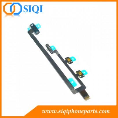 reparación flex potencia del iPad, el poder cable flexible para iPad Aire, flex OEM de energía para el ipad, Encendido reemplazo flex, apague reparación de aire iPad