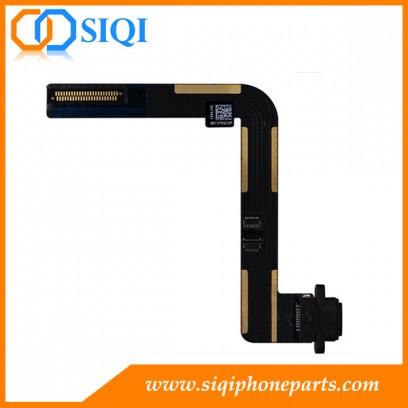 Charging port flex for iPad, Dock Connector flex replacement, iPad charging connector flex repair, charging dock connector, iPad air charging flex