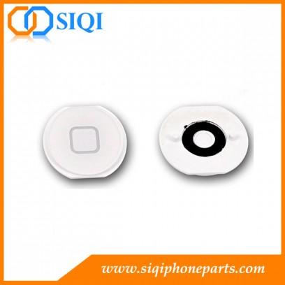 bouton home Mini iPad, touche d'accueil pour iPad mini, mini-gros bouton d'accueil iPad, touche la maison iPad de remplacement, le bouton d'accueil OEM ipad