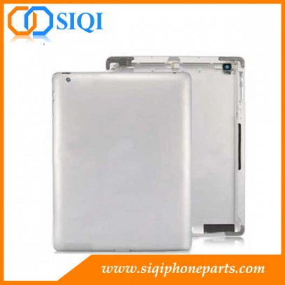 Rear cover for iPad 3, The new ipad back housing, back cover replacement for iPad 3, back panel iPad 3, rear housing iPad