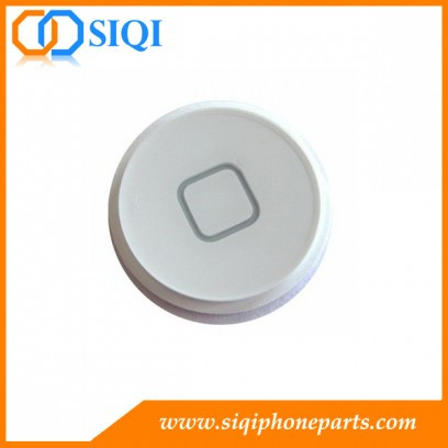 white home button iPad 3, replace for iPad 3 home button, home button replacement iPad 3, The New iPad home button, home key ipad 3