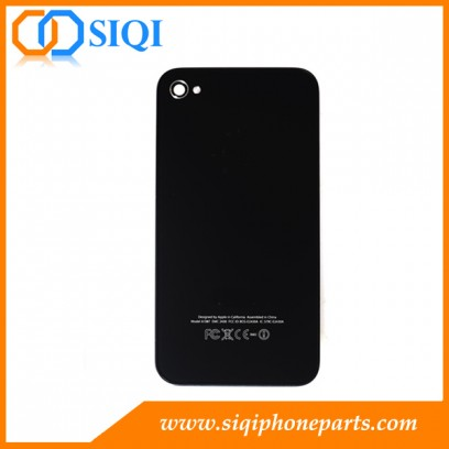 Contraportada iPhone 4, caja trasera para Apple iPhone 4, iPhone 4 Volver al por mayor de la vivienda, el iPhone de fábrica carcasa trasera, iPhone contraportada fábrica de China