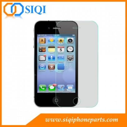 protection d'écran anti-empreintes digitales, l'iPhone 5 protecteur d'écran, Protecteur d'écran en verre trempé, protecteur d'écran de l'iPhone, l'écran protecteur de la Chine