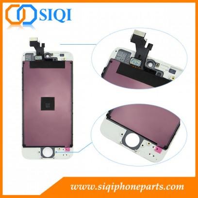 عرض اي فون 5، استبدال شاشة اي فون 5، اي فون 5 غيار وشاشات الكريستال السائل فون 5، اي فون 5 التحويل الرقمي