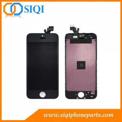 reemplazo para el iphone 5 pantalla LCD, para el iphone 5 reemplazo de pantalla, pantalla táctil para el iphone 5, para el iphone 5 pantalla de reemplazar, digitalizador lcd para iphone 5