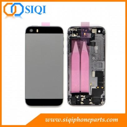 iphone 5s traseras de recambio, contraportada para el iphone 5s, iphone 5s reemplazo de la vivienda, iphone 5s cubren caso cubierta trasera para iphone 5s