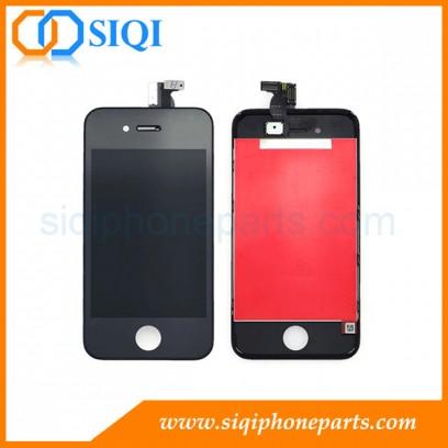 pour l'iphone 4s écran Retina, remplacer l'écran pour l'iphone 4s, écran de remplacement pour l'iphone 4s, iphone 4s assemblage, écran pour l'iphone 4s
