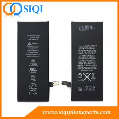 baterías del iphone, iphone batería, batería iphone de apple, apple iphone 6 batería, batería para el iPhone 6<br>