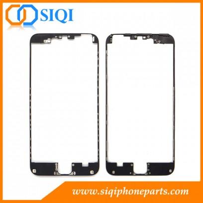 cadre iphone 6 plus, cadre d'écran, cadre pour iphone 6 plus, cadre de remplacement pour iphone 6 plus, noir pour iphone 6 plus cadre