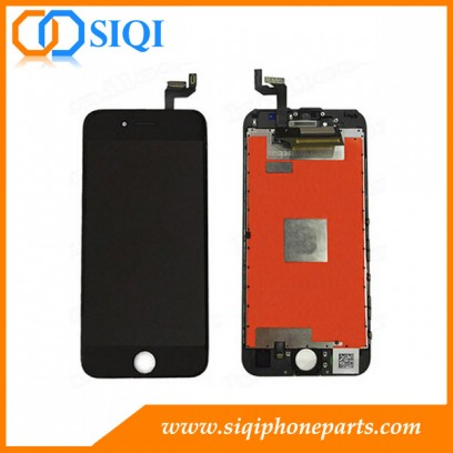 Écran noir pour iPhone 6S, Réparation iPhone 6S LCD, LCD d'origine iPhone 6S, iPhone LCD gros, affichage iPhone 6S