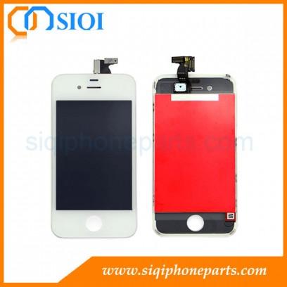 pour iPhone 4 affichage, pour iPhone 4 écran de remplacement, remplacer pour iPhone 4 écran, l'affichage pour l'iphone 4s, accessoires pour iphone 4