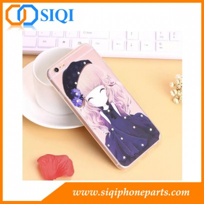 Gros TPU, Diamant phone case, TPU Chine, Diamant iPhone, Chine TPU iPhone
