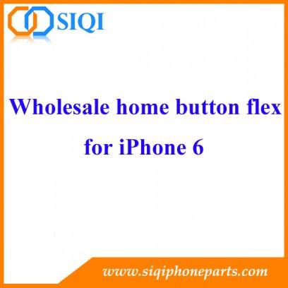 botón de inicio cable flexible, reemplace iphone 6 botón de inicio, el reemplazo de botón de inicio, iphone botón de inicio de reparación, iphone flex botón home<br>