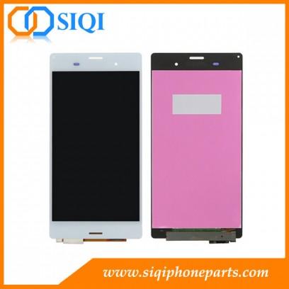 Para el reemplazo Sony Z3 LCD, pantalla de reparación para Sony Z3, Display para Xperia Z3, para pantalla Sony Z3, digitalizador LCD Sony Z3
