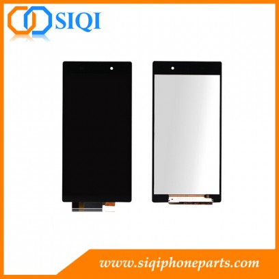 عرض LCD لسوني اريكسون Z1, لسوني Z1 شاشة LCD, لاريكسون Z1 إصلاح الشاشة, التحويل الرقمي شاشات الكريستال السائل لسوني Z1, استبدال LCD لZ1