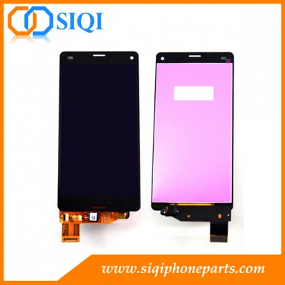 LCD digitizer for Sony Z3 compact, LCD touch screen for Sony Z3 mini, Wholesale Sony Z3 mini screen, LCD screen for Sony Z3 compact, Sony Z3 mini screen from China