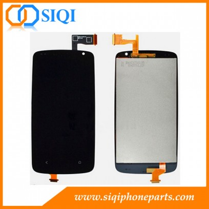 For HTC desire 500 LCD screen repair, Repair parts for HTC 500 screen, Desire 500 LCD display from China, OEM For HTC Desire 500 LCD, LCD replacement for HTC 500
