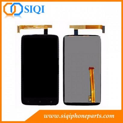 HTC One XのLCDの交換のために,HTC One Xスクリーンサプライヤーのために,HTC One X用の液晶ディスプレイ,HTC One Xの修復画面,HTC One X用のLCDデジタイザー