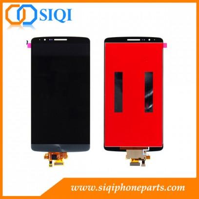 Pour la réparation de l'écran LG G3, LCD pour LG G3, Écran LCD pour LG D850, grossiste pour écran LG G3, pour Assemblage tactile LCD pour LG G3