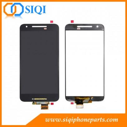 Écrans pour Nexus 5X, numériseur LCD pour Google Nexus 5X, affichage pour Nexus 5X, écran LCD pour Google H790, écran LG Google Nexus 5X