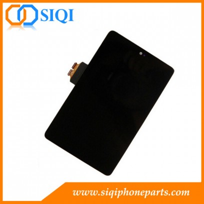 Screen for ASUS Google Nexus 7, LCD display for Google Nexus 7, China supplier for Google Nexus 7, wholesale for tablet Nexus 7, LCD screen for ASUS Nexus 7