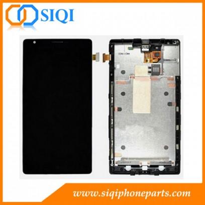 Pour l'écran LCD du Nokia 1520, écran en gros Nokia Lumia 1520, écran pour Nokia 1520, remplacement de l'écran LCD pour Lumia 1520, réparation pour le Nokia Lumia 1520