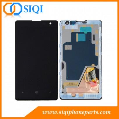 قطع الغيار لنوكيا 1020 شاشات الكريستال السائل, بتقنية الكريستال السائل لميا 1020, نوعية جيدة نوكيا 1020 شاشة, عرض للنوكيا 1020, نوكيا Lumia 1020 شاشة LCD