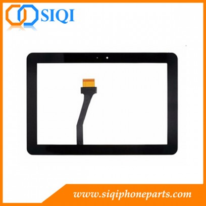 الشاشات التي تعمل باللمس لسامسونج N8000, محول الأرقام لسامسونج N8000, وبالجملة لوحة سامسونج N8000 تعمل باللمس, شاشة تعمل باللمس استبدال لسامسونج N8010, للحصول على سامسونج N8013 إصلاح الشاشات التي تعمل