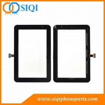 サムスンタブ画面をタッチする2 P3110、デジタイザサムスンのタブレットのタッチサムスンP3110の交換、サムスンP3110のタッチのための中国のサプライヤー、サムスンP3110のタッチスクリーン修理、販売代理店のための