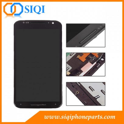 Moto x2 LCD الأصلية ، نسخة عرض Moto X2 ، شاشة Moto X + 1 ، شاشة Moto X2 LCD الصينية ، شاشة Moto XT1092