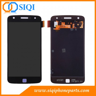 Moto Z play LCD, Moto Z play screen original, Moto Z play display, Moto XT1635 LCD, Moto Z play LCD assembly