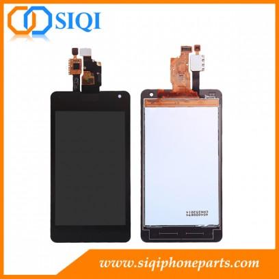 Écran LG F180, pour LG Optimus G LCD, pour écran LCD LG E971, écran LG E975, pour l'ensemble LCD LG Optimus G