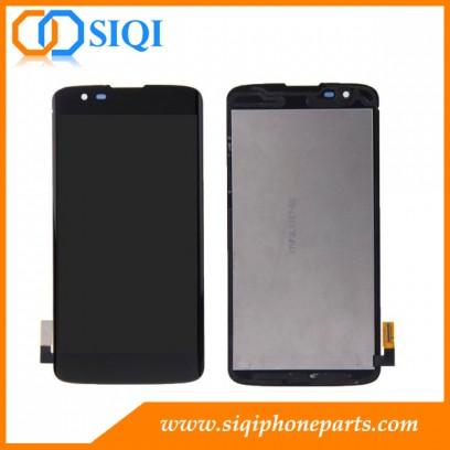 LG K7液晶用、LG X210用LCDの交換、LG K7修理の画面、LG K7ディスプレイ用、LG K7 LCD画面