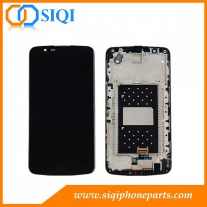 Ecran LCD d'origine pour LG K10, écran LCD de remplacement pour LG K10, écran LCD LG K10 avec cadre, écran LG K10, écran LCD pour LG K10