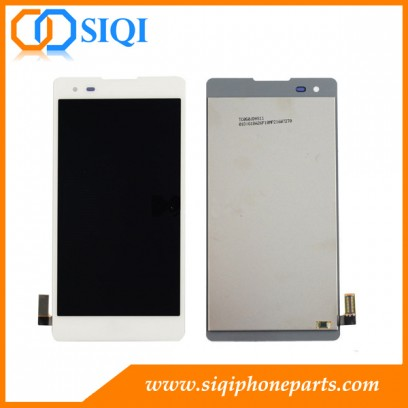 LCD original pour LG K200, écran LCD LG K200, écran de style LG X, écran LCD LG K200, assemblage LCD pour style LG X