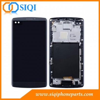 LG V10,LCD交換用LCD assebmly LG V10,LG V10スクリーン用,LG V10オリジナルLCD,LG V10用LCDタッチスクリーン