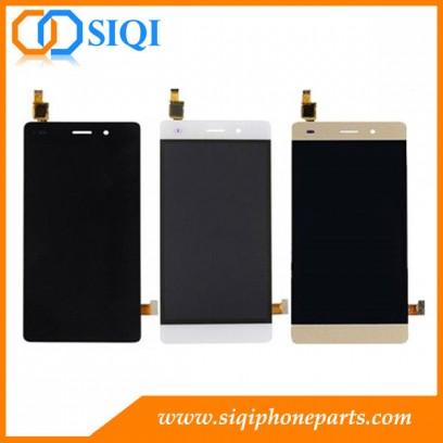 Huawei P8 lcd lcd, écran HW p8 lite, remplacement de Huawei P8 lite lcd, grossiste Huawei P8 lite lcd, réparation P8 lite lcd