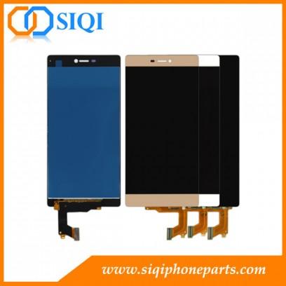 Huawei P8 LCD用、Huawei P8ディスプレイの交換用、Huawei P8 LCDタッチアセンブリ、Huawei P8スクリーン、Huawei P8 LCD修理用