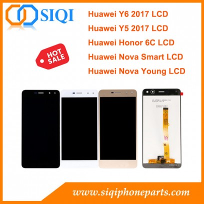 LCD for Huawei Y6 2017, Screen for Huawei Y5 2017, Display for Huawei Honor 6C, Huawei Y6 2017 LCD assembly, Huawei Nova smart screen